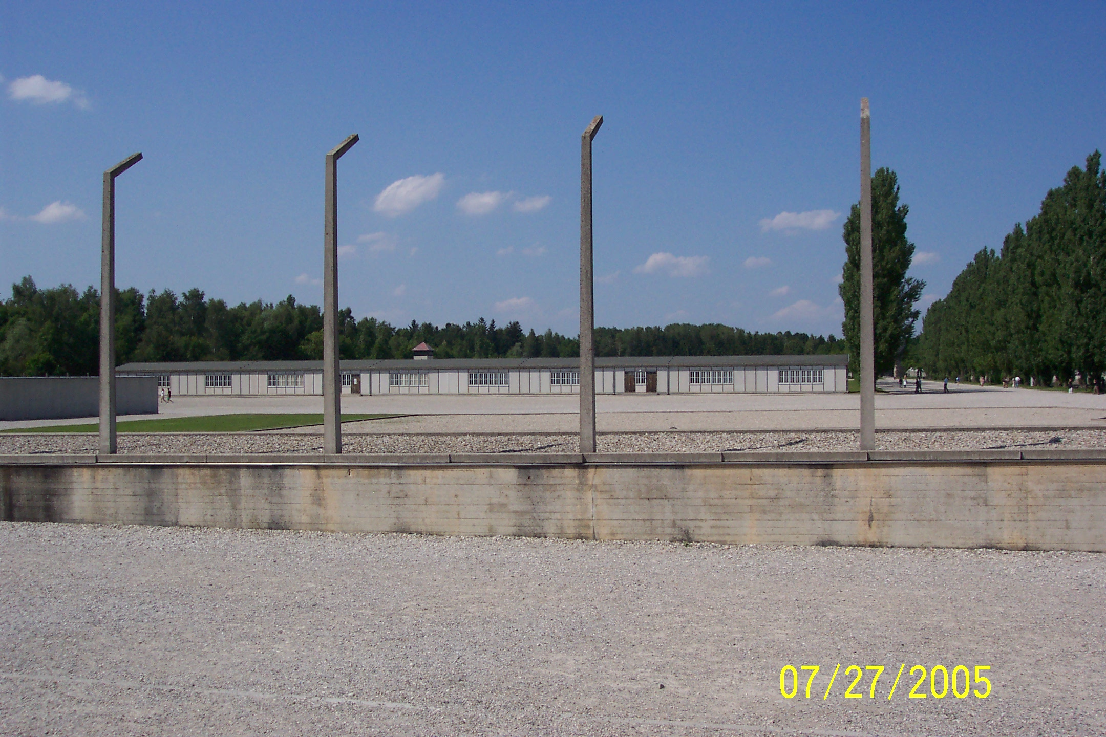 Hell on Earth: Dachau Concentration Camp - Follow the Flammias