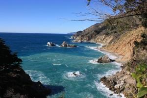 View from Julia Phieffer Beach
