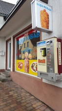Doner shop in Rodenbach