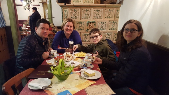 Josie's 15th birthday in Garmisch-Partenkirschken