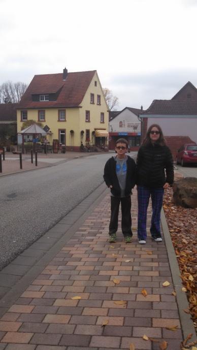 Walking around Rodenbach